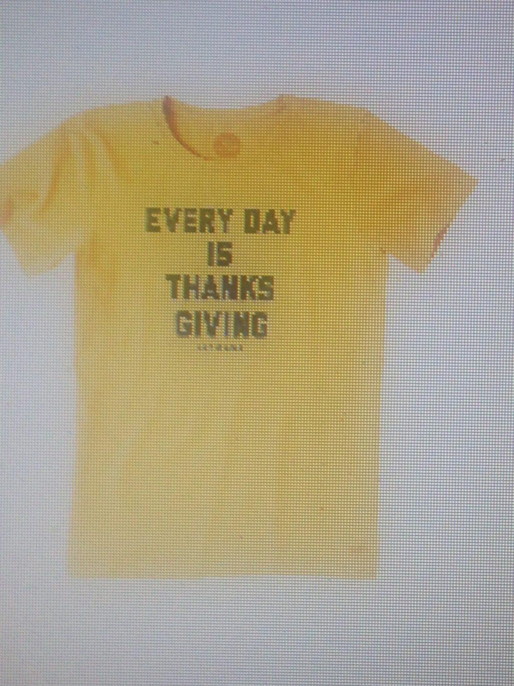Thanksgiving Fashions